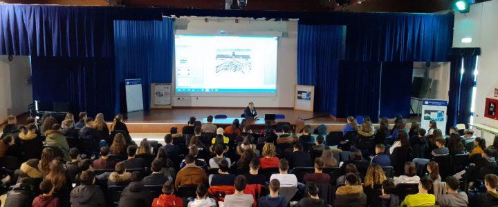 Giornata della Memoria 2020: il CeRSE al Liceo Volterra con il prof. Gianluca Fiocco